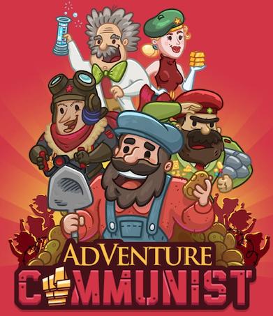 Cover Adventure Communist