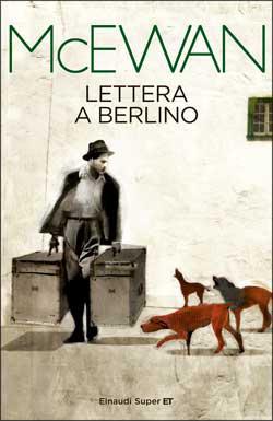 Copertina del libro Lettera a Berlino
