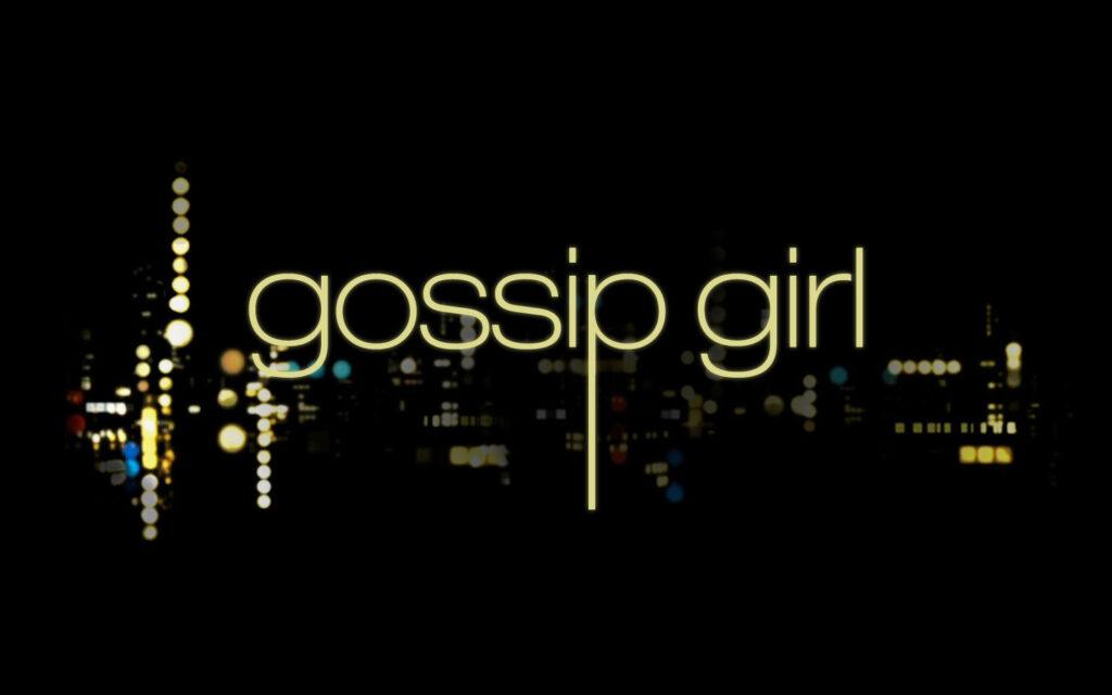logo di Gossip Girl