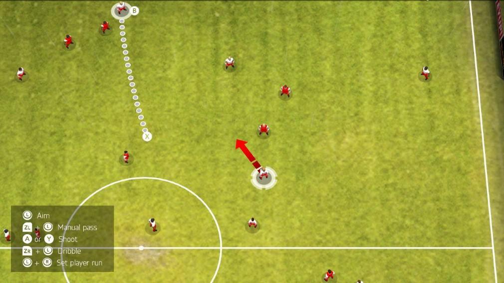 5 giochi di calcio: new star manager