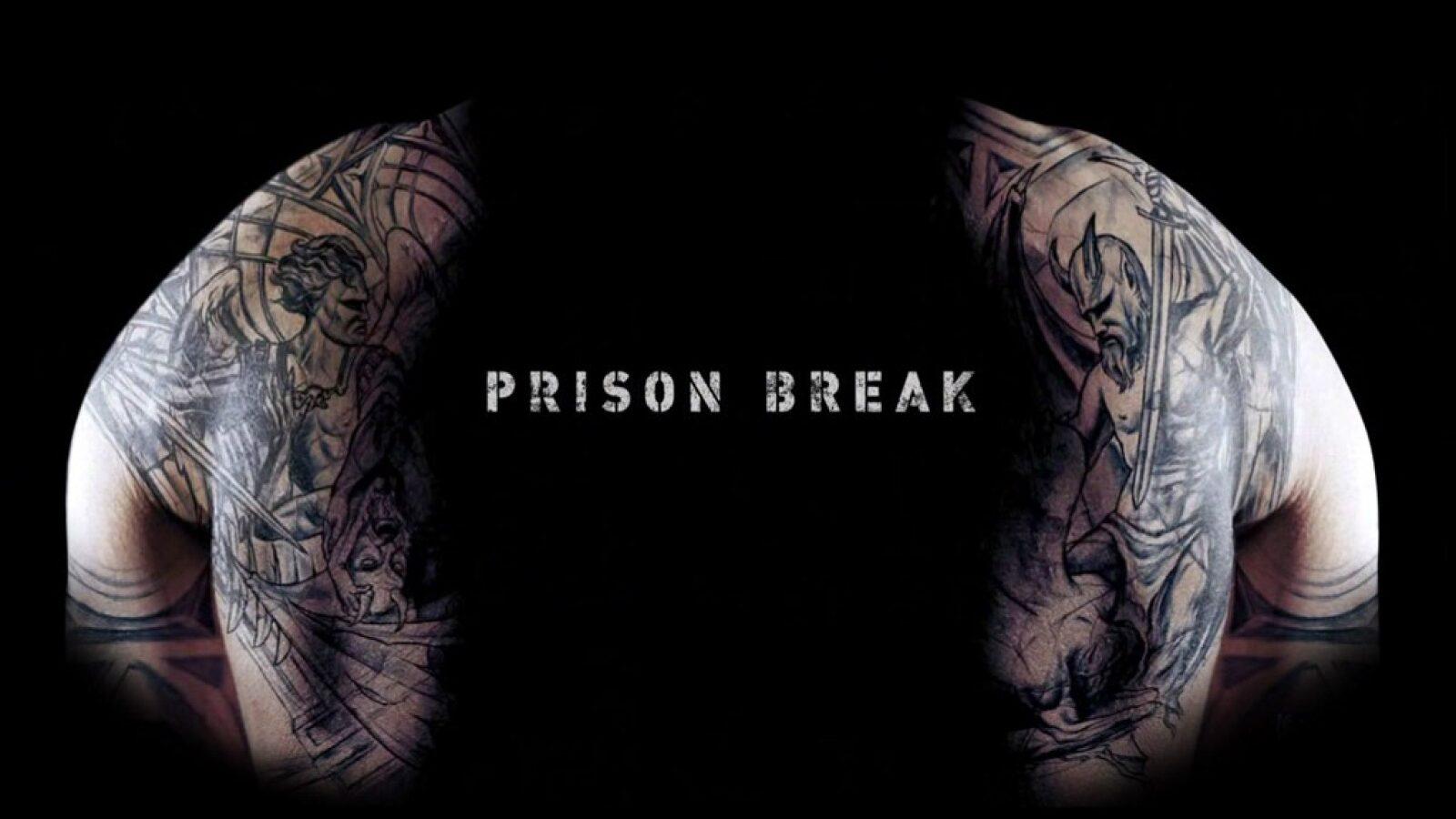 prison break copertina