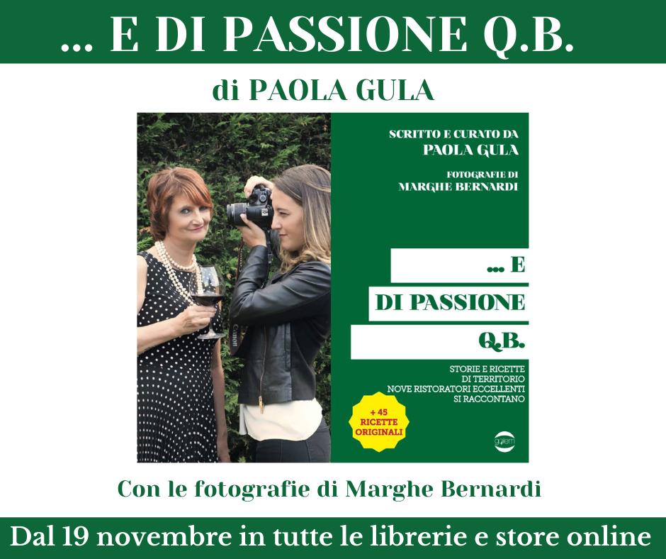 19 novembre - golem edizioni e di passione qb
