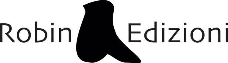 Logo robin edizioni per il risvolto delle foglie